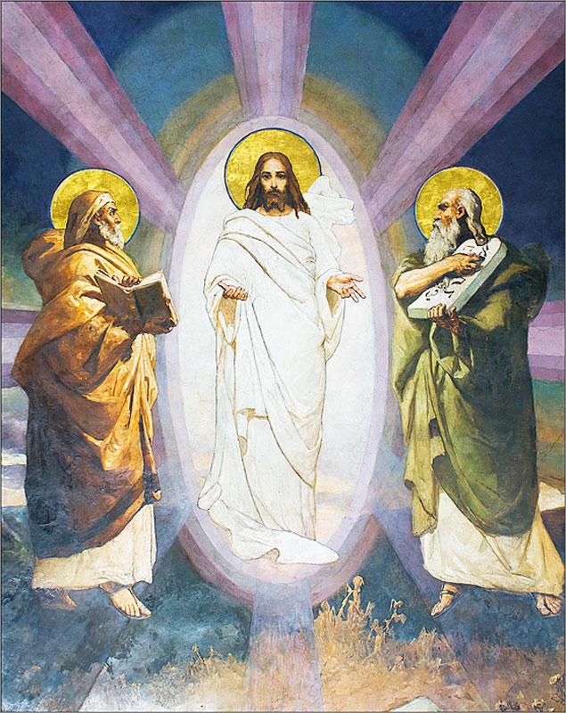 jesus vs moses