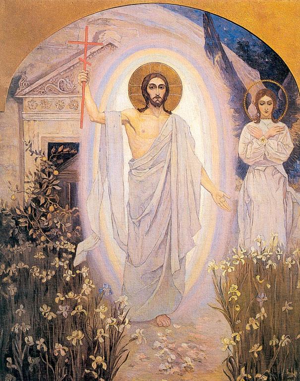 Картинки о христовом воскресении